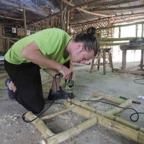 Bamboo Furniture Workshop