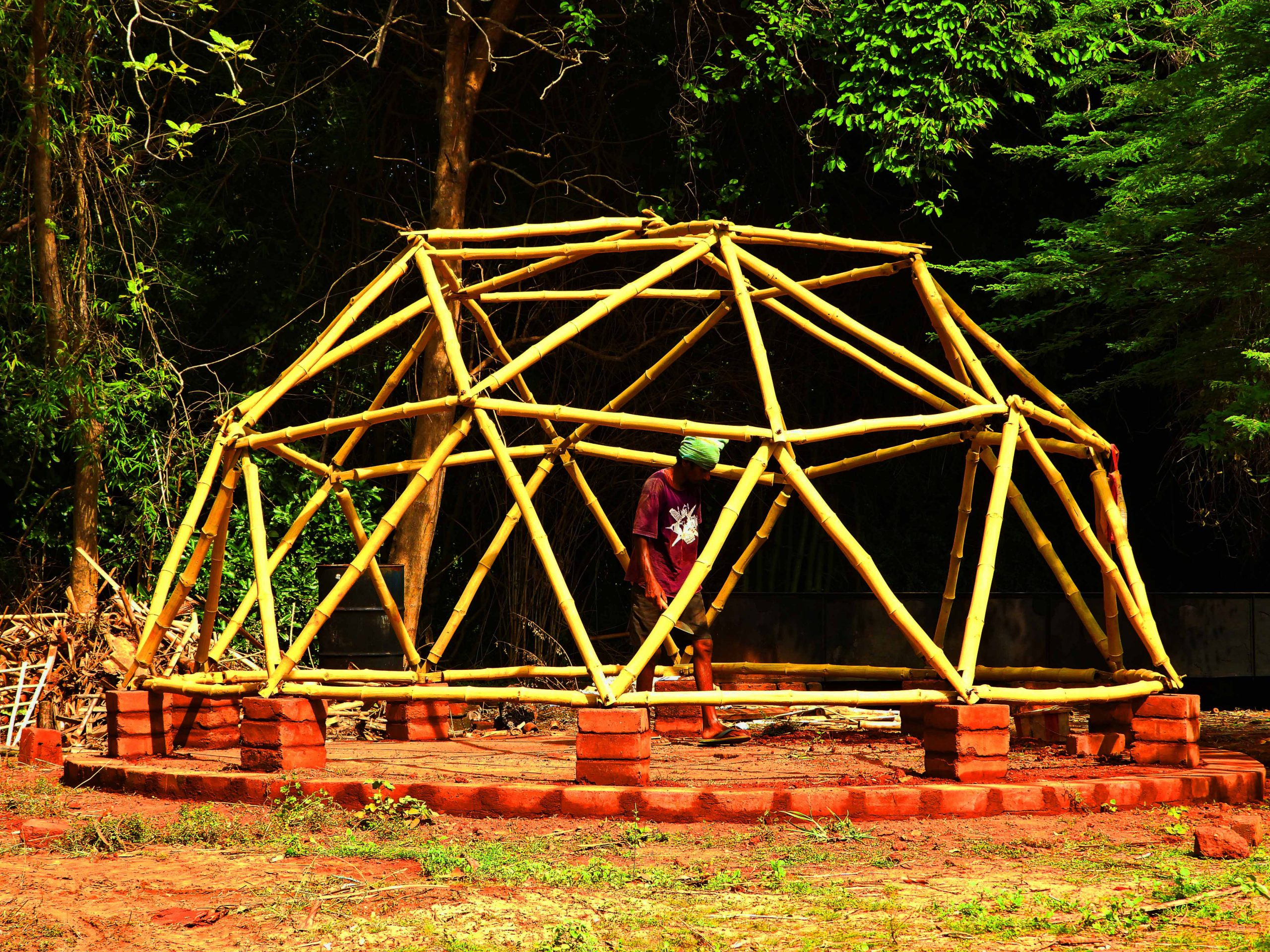 Geodesic Dome Workshop