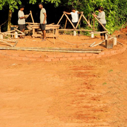 Bamboo Reinforcement Workshop